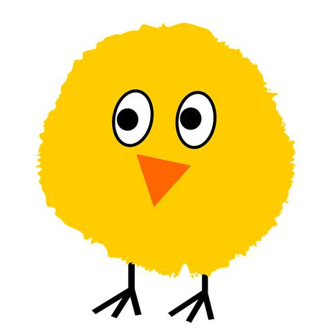 ひよこ黄色のイラスト 自分好みで見つけるかわいいヒヨコアイコン